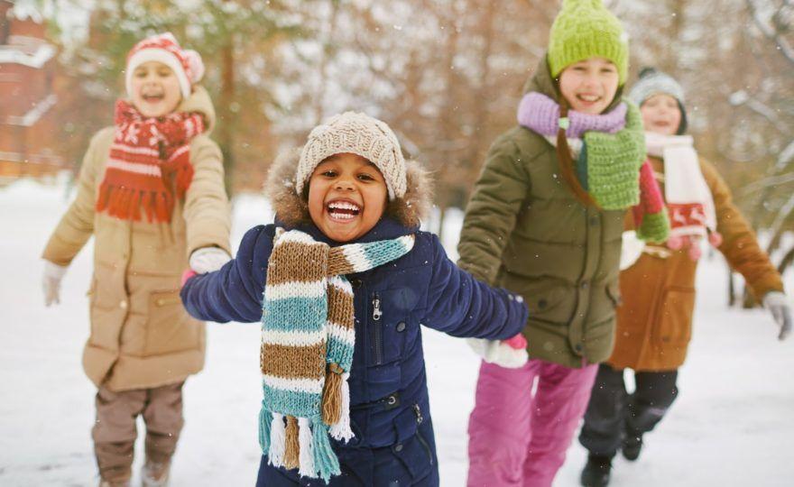 Kindermode trends winter 2018-2019